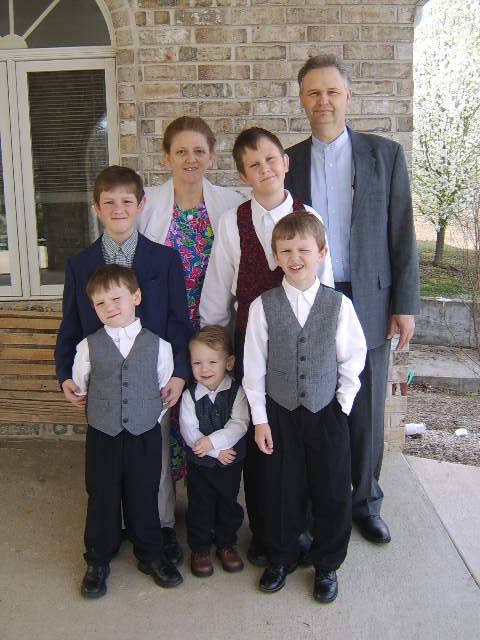 Bro. Clarence, Sis. Mary Beth Campbell & Family